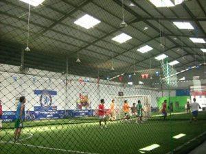 Arena futsal field
