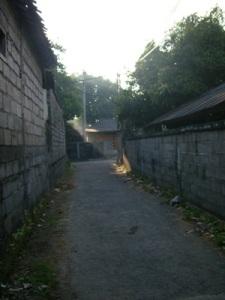 Jl. Akasia Gg Durian, tempat kos saya