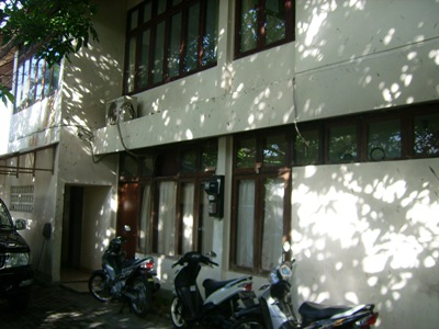 Sudut kantor DSDP Bali